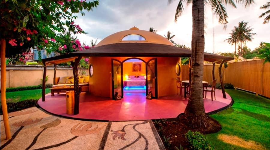 Resort Gili Air Villa Bungalow Restaurant Spa Bel Air