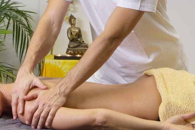 Body Massage Gili Air