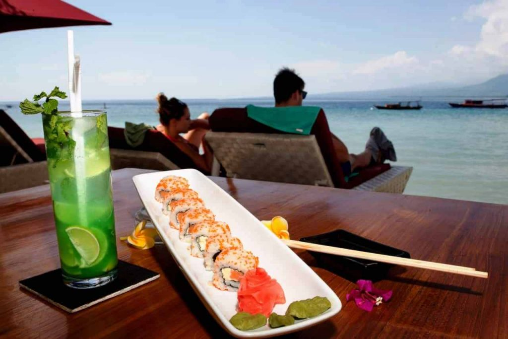 Restaurant Gili Air Sushi
