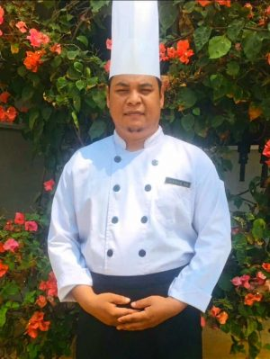 Chef Indian Food Gili Air